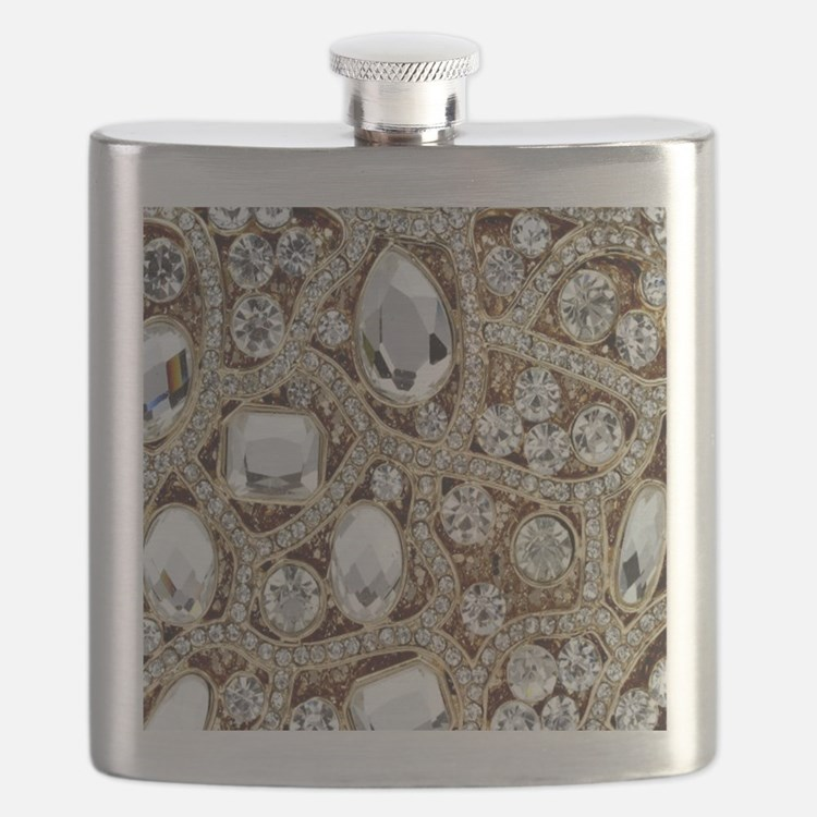 Cute Glamour Flask