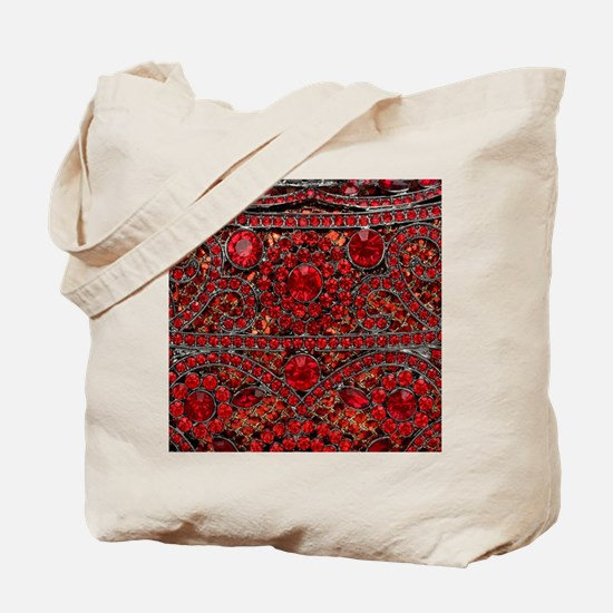 Cool Red Tote Bag