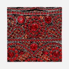 Cool Red Queen Duvet