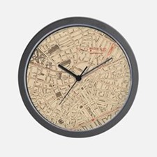 Unique Boston Wall Clock
