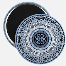 Celtic Knot No. 2 Blue Magnets
