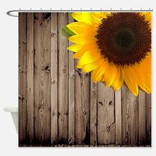 Cool Botanical gardens Shower Curtain