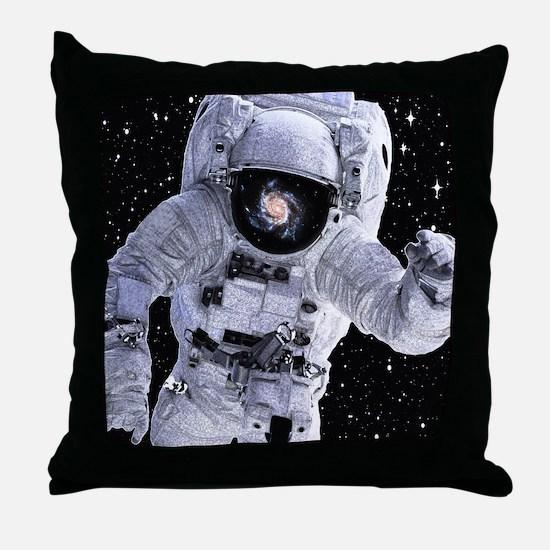Unique Astronaut Throw Pillow