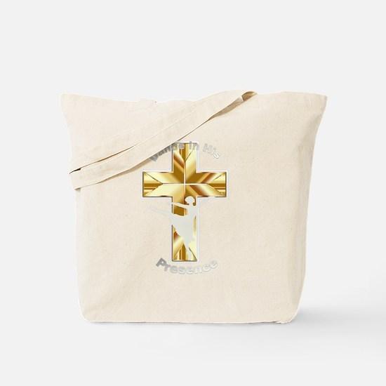 Cute Crosser Tote Bag