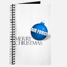 Merry Coast Guard Christmas Journal
