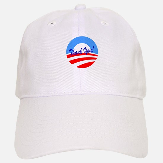 Thank You Obama Baseball Baseball Baseball Cap