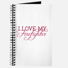 I love my firefighter Journal