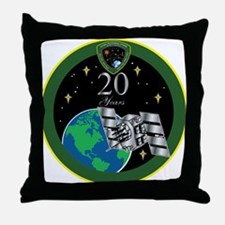 GPS @ 20! Throw Pillow