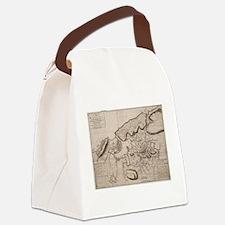 Unique Havana Canvas Lunch Bag