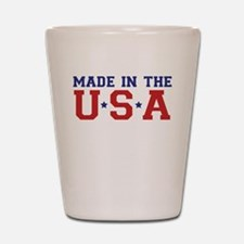 Made in the USA Shot Glass