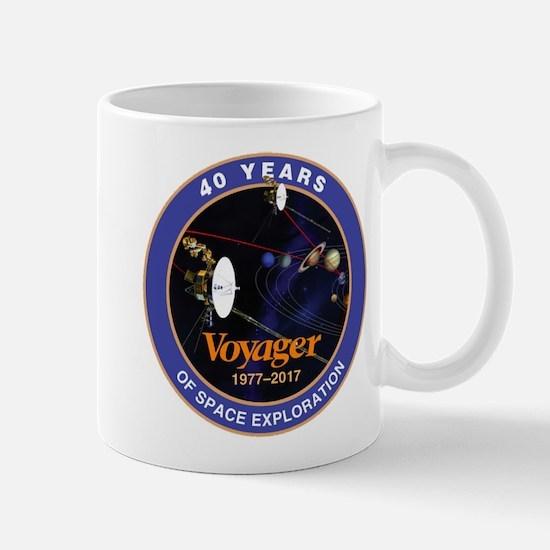 Voyager At 40! Mug Mugs