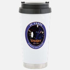 Voyager At 40! Stainless Steel Travel Mug