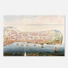 Unique Macau vintage Postcards (Package of 8)