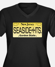 Seaside Heights NJ Tag Apparel Plus Size T-Shirt