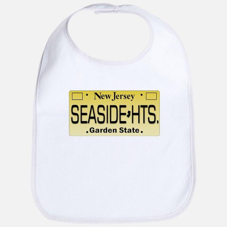 Seaside Heights NJ Tag Apparel Bib