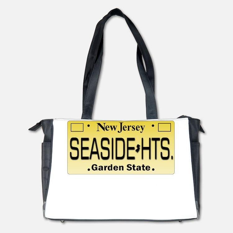 Seaside Heights NJ Tag Apparel Diaper Bag