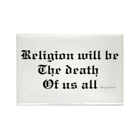 Religion Rectangle Magnet (10 pack)