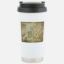 Cute British isles Travel Mug