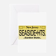 Seaside Heights NJ Tag Giftware Greeting Cards