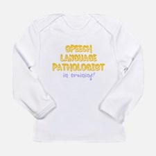 SLP in Training Long Sleeve T-Shirt