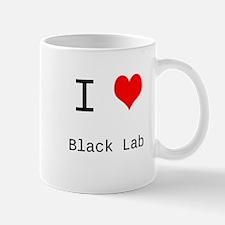 I Heart Personalized Mug