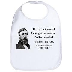 Henry David Thoreau 34 Bib