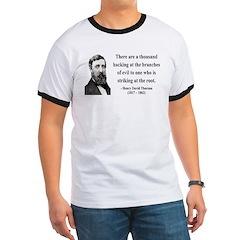 Henry David Thoreau 34 T