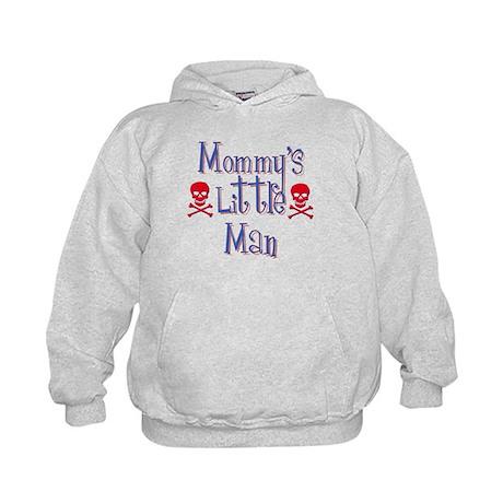 Mommy's Lil Man Kids Hoodie