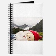 Misty Mountain gnome Journal