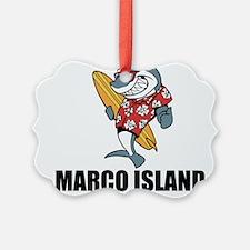 Marco Island, Florida Ornament