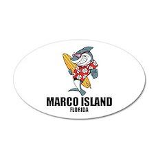 Marco Island, Florida Wall Decal