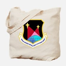 SBIRS Wing Crest Tote Bag