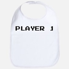 PLAYER 1 Bib