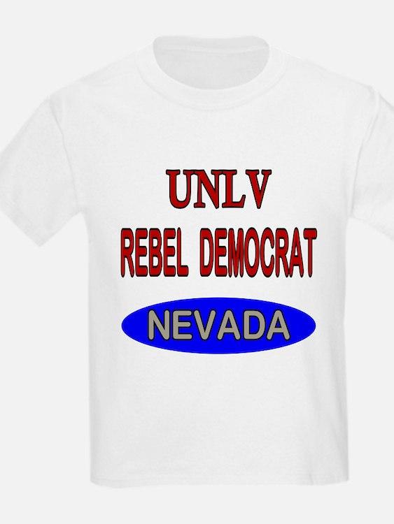 UNLV Rebel Democrat T-Shirt
