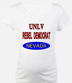 UNLV Rebel Democrat Shirt