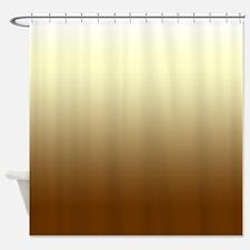 Sunrise Ombre Shower Curtain