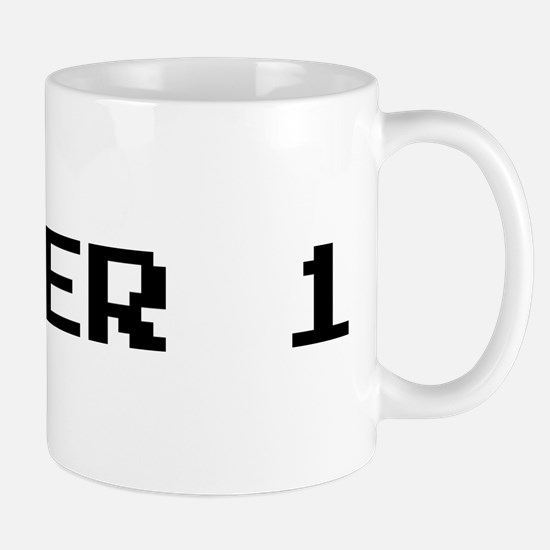 PLAYER 1 Mugs