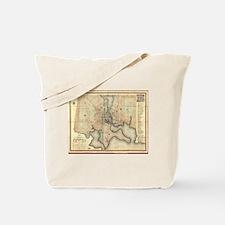 Cute Vintage maryland Tote Bag