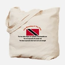 T&T - The Meaning Of The Flag Tote Bag