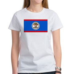 Belize Blank Flag Tee