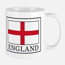 England Mugs