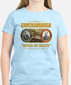 Chickamauga (battle) T-Shirt