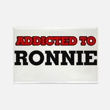 Addicted to Ronnie Magnets