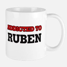 Addicted to Ruben Mugs