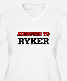 Addicted to Ryker Plus Size T-Shirt