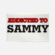 Addicted to Sammy Magnets