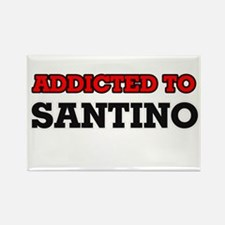 Addicted to Santino Magnets