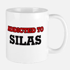 Addicted to Silas Mugs
