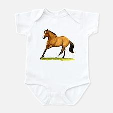 Dun Stallion, Sun Dun Zippo Infant Bodysuit