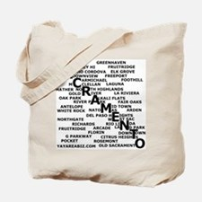 Sacramento Tote Bag